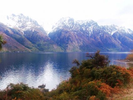Lake Wakatipu will be the first body of water that a visitor will see when driving from Queenstown t