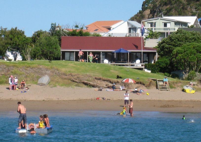 Bay of Islands beachfront