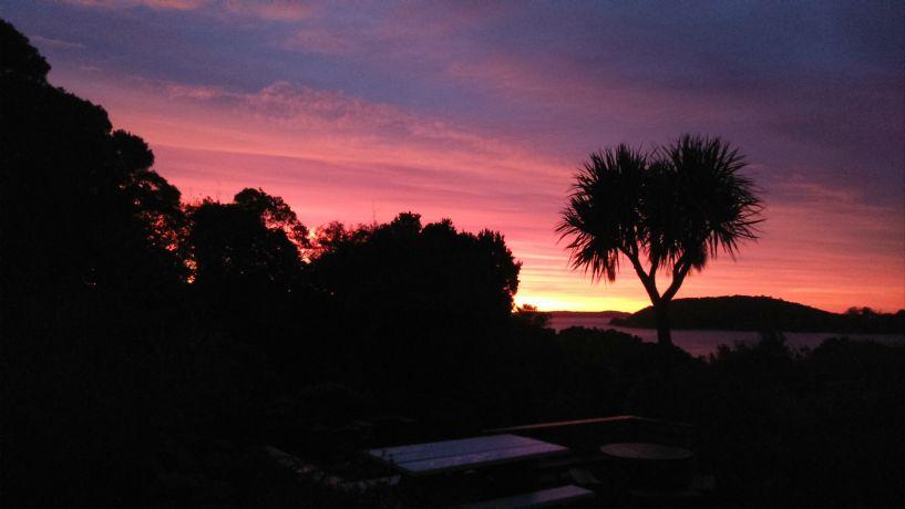Our brilliant sunrises