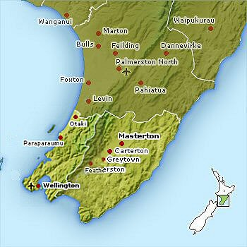 Accommodation In Wellington Wairarapa New Zealand A Selection Of